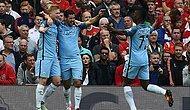 Manchester Derbisinde Zafer City'nin