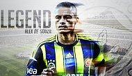 Fenerbahçelilerin Hasretle İzleyeceği Alex De Souza'nın Attığı En İyi 10 Gol