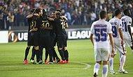 Osmanlıspor Avrupa'da Tarih Yazıyor: 2-0