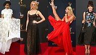 Kırmızı Halı Alarmı: Emmy Ödül Töreni'nin Şık ve Rüküşlerini Seçiyoruz!