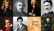 Olağanüstü Derecede Yüksek IQ'ları ile Dünya Tarihinin Gördüğü En Büyük 21 Dâhi