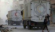 Suriye'de Ateşkes Sona Erdi: Yardım Konvoyu Vuruldu