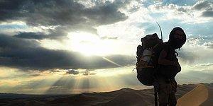 Gobi Çölü'nü 3 Gün Boyunca Yürüyerek Geçen ve Hayallerini Gerçekleştiren Mert Gültekin!