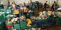 İngiltere'de 'Artık Gıda' Satan Süpermarket Açıldı: Üstelik Fiyatı Müşteriler Belirliyor