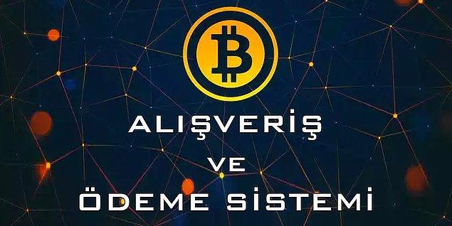 8. Resmi para birimi: Bitcoin
