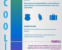 Renkler Neyi Temsil Eder ve Nerede Kullanırlar ve Ünlü Şirketlerin Kullandıkları Renkler.