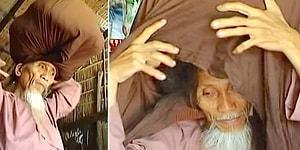 6.7 Metre Uzunluğundaki Saçlarıyla Rapunzel'i Kıskandıran Adam