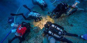 Ünlü Antikythera Batığında 2000 Yıllık İskelet Çıktı