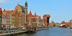 Polonya'nın En Büyük Liman Şehri Olan Baltık Denizi'nin İncisi: Gdansk