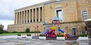 Anıtkabir'e Yapılan Çocuk Parkına Tepki