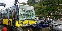 Metrobüs Kazasına Yol Açan Saldırgan Tutuklandı!
