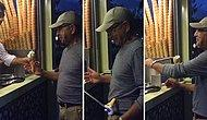 İstanbul Tatilinde Maraş Dondurmacısının Oyununa Yakalanan Amerikalı Baba Fenomen Oldu!