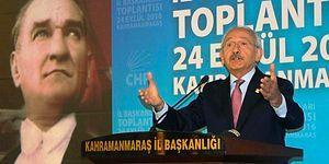 Kılıçdaroğlu: 'FETÖ'yü Türkiye'nin Başına Kim Bela Etti?'