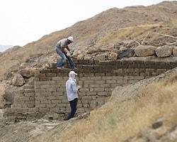 Van'da 2800 yıl öncesine ait kanalizasyon sistemi gün yüzüne çıkarıldı