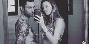 Adam Levine ve Behati Prinsloo'nun Bir Kızı Oldu! 'Dusty Rose Levine' Dünyaya Gözlerini Açtı
