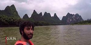 Çin'in Altını Üstüne Getiren Türk'ün Gözünden 51 Günlük Muhteşem Yolculuğu