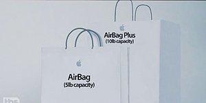 Apple'ın Çanta Patenti Almasına Ünlü Komedyen Conan Sessiz Kalamadı: AirBag