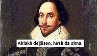 Shakespeare'in Eserlerinden Hayat Hakkında Öğrenilecek Çok Kıymetli 7 Muazzam Ders