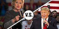Bu Münazara Televizyon Tarihine Geçti: Trump ve Clinton İlk Kez Karşı Karşıya Geldi
