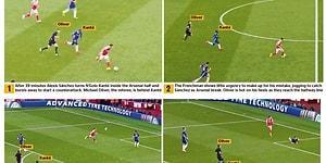 Chelsea'nin 30 Milyon Sterlinlik Oyuncusu Kante'yi Sollayan Hakem