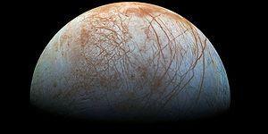 NASA Açıkladı: Jüpiter'in Uydusunda Su Buharları