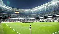 Vodafone Arena İlk Şampiyonlar Ligi Maçına Hazır