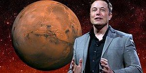 Elon Musk, Mars'ı 'Kolonileştirme' Planlarını Açıkladı