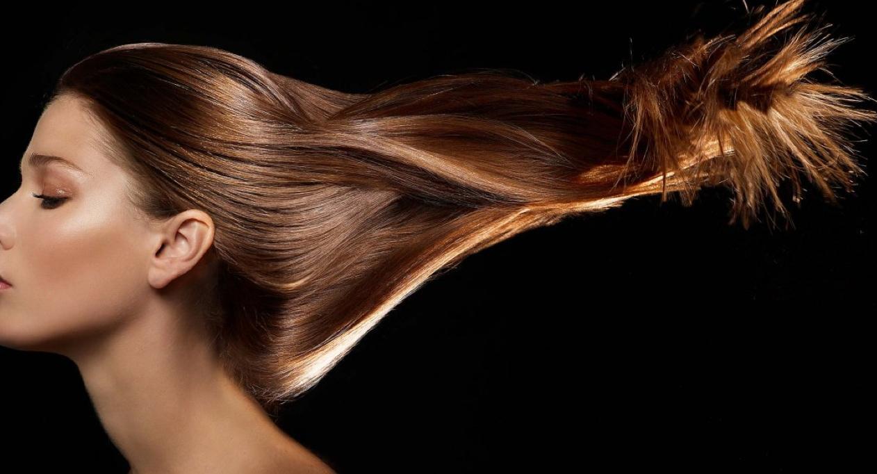 Ahenkle dans eden saçlar hayal değil