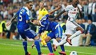 Kartal Evinde 3 Puanı Kaçırdı | Beşiktaş 1-1 Dinamo Kiev