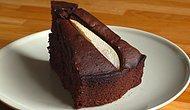 Hem Meyve Hem Çikolatayı Tek Bir Çatala Sığdıran Çikolatalı Armutlu Kek Nasıl Yapılır?