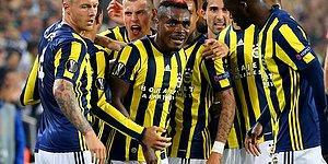 Sarı Lacivertliler Liderliğe Yükseldi | Fenerbahçe 1-0 Feyenoord
