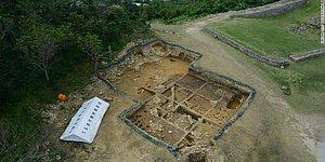 Japonya'da Bir Kalenin Altında Roma ve Osmanlı Sikkeleri Bulundu