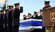 İsrail Şimon Peres'i Uğurladı