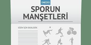 Sporun Manşetleri | 1 Ekim 2016