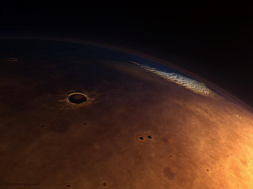 nasa mars images - 900×675