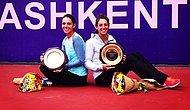 Milli Tenisçi İpek Soylu, Çiftler Sıralamasında İlk 100'e Girdi
