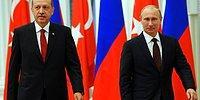 Rusya Lideri Putin 10 Ekim'de Türkiye'ye Geliyor