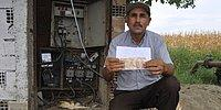 'Bir Daha Yapmasın' Diye Hırsıza Para Veren Çiftçi Yine Soyuldu!