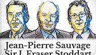 2016 Nobel Kimya Ödülü'nün Sahipleri Belli Oldu