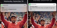 Yaratıcı Tweetiyle Milletin Telefon Arka Planını Kanye West'e Çevirmesine Sebep Olan Genç!