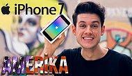 iPhone 7 İçin Amerika'ya Gitme Geyiği Sonunda Gerçek Oldu!