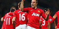 İngiltere Premier Lig Tarihinin En Güzel Golü Van Persie'den!