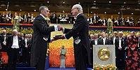 Aziz Sancar: 'Barış İçin Nobel'i Vermeye Hazırım'