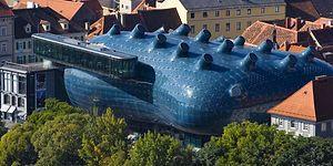 İlhamlarını Doğadan Alıp Sanatla Buluşturan Sizi Hayretler İçinde Bırakacak 19 Mimari Yapı