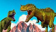 Tarihin En Büyük Dinozor Ayaklarından Biri Bulundu, Efsane Yeniden Canlandı...