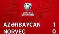 DK-2018 Elemeleri: Azerbaycan 1-0 Norveç (Video)