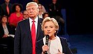 Hillary Clinton ve Donald Trump Arasındaki İkinci Raund Çok 'Sert' Geçti
