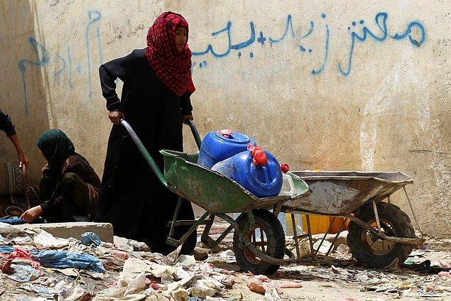 Yemen, Zambiya, Haiti ve Orta Afrika Cumhuriyeti'nde durum kritik