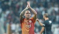 Sneijder, Gençlerbirliği Maçında Forma Giyemeyecek