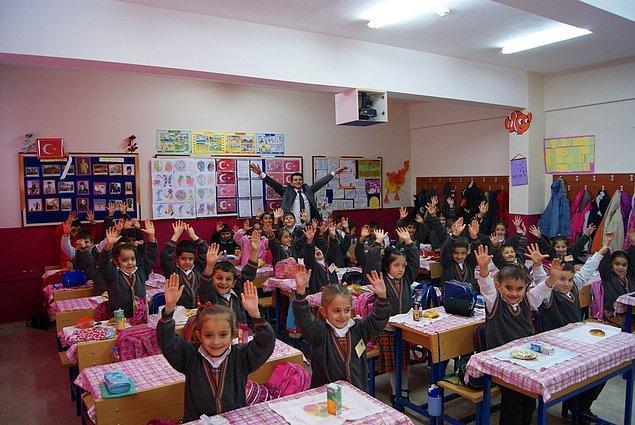 Sınıf büyüdükçe okul algısı olumsuzlaşıyor